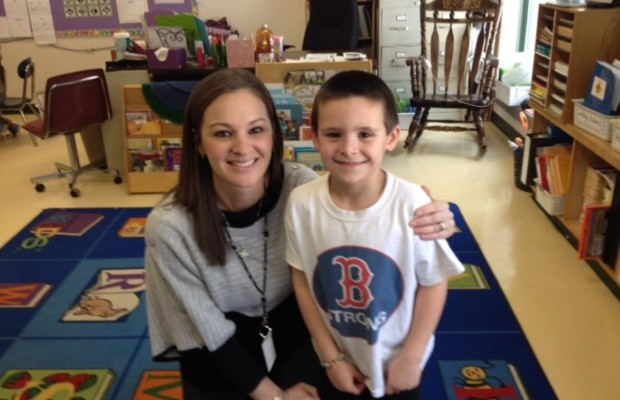Teacher Appreciation: Mrs. LeSieur; Biddeford Primary
