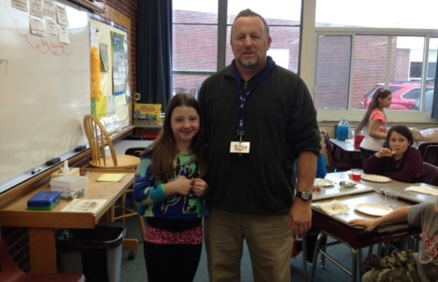 Teacher Apprecation: Mr. Reichl, Wentworth Intermediate