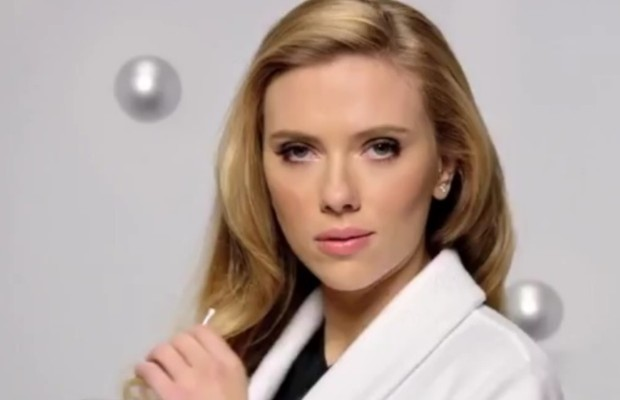 The Scarlett Johansson's Superbowl commercial you won't see!