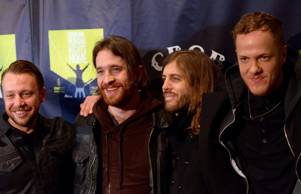 Imagine Dragons – CONTEST