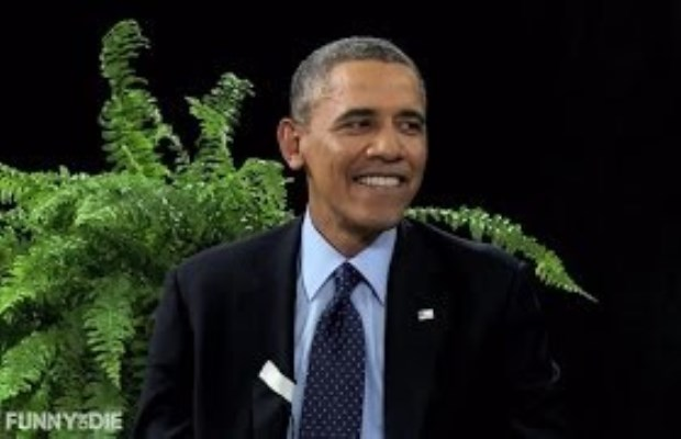"""""""Between Two Ferns"""" with President Obama"""