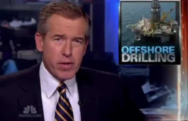 "Brian Williams raps to ""Gin & Juice"""