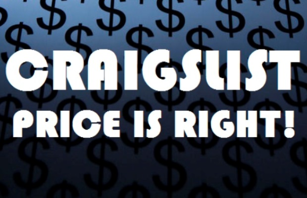 New Game: Craigslist Price is Right!