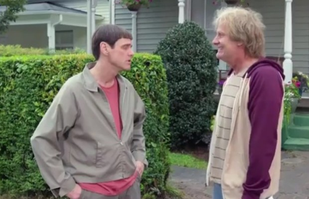"First movie trailer for ""Dumb And Dumber To"""