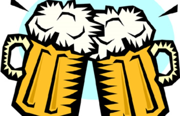Which New England state drinks the most beer?